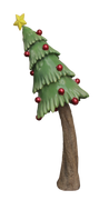 Christmas tree - LM Treasures Life Size Statues & Prop Rental