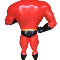 Disney Mr. Incredible W/ Jack Jack Life Size Statue - LM Treasures Life Size Statues & Prop Rental