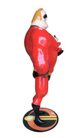 Disney Mr. Incredible W/ Jack Jack Life Size Statue - LM Treasures