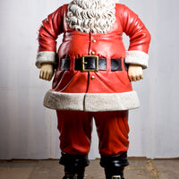 Jolly Santa Claus Christmas Life Size Statue - LM Treasures Life Size Statues & Prop Rental