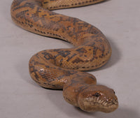 Python Snake Life Size Statue - LM Treasures Life Size Statues & Prop Rental