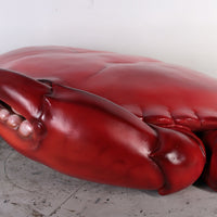 Small Crab Life Size Statue - LM Treasures Life Size Statues & Prop Rental
