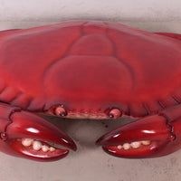 Giant Crab Over Sizesd Statue - LM Treasures Life Size Statues & Prop Rental