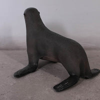 Sea Lion Baby Seal Animal Prop Resin Decor Statue - LM Treasures