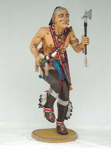 Indian Rain Dancing Life Size Statue - LM Treasures Life Size Statues & Prop Rental