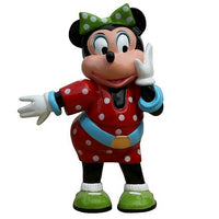 Cartoon Female Mouse Over Sized Statue - LM Treasures Life Size Statues & Prop Rental