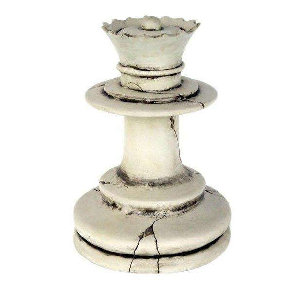 Chess Piece Large Queen Statue - LM Treasures Life Size Statues & Prop Rental