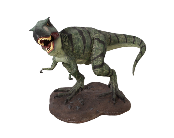 Baby T-Rex Dinosaur Life Size Statue - LM Treasures Life Size Statues & Prop Rental