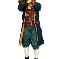 Pirate Captain Paruche Life Size Statue - LM Treasures