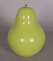 Small Green Pear Over Sized Statue - LM Treasures Life Size Statues & Prop Rental