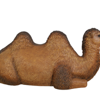 Laying Camel Nativity Life Size Statue - LM Treasures