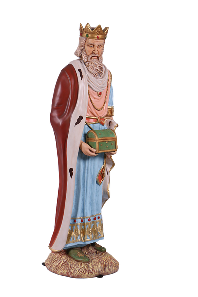 Nativity King Gaspar Christmas Life Size Statue - LM Treasures