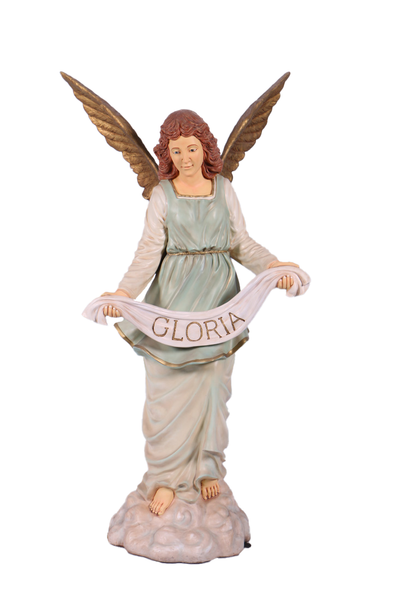 Nativity Angel Christmas Life Size Statue - LM Treasures