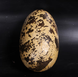 Small Theropod Dinosaur Egg Life Size Statue - LM Treasures