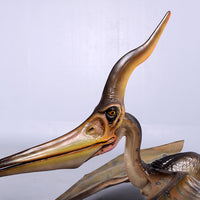 Pteranodon Ingens Dinosaur Life Size Statue - LM Treasures