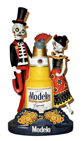 Modelo Bobble Head Over Sized Statue - LM Treasures Life Size Statues & Prop Rental