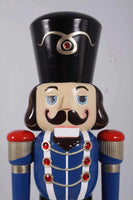 Nutcracker Soldier Life Size Resin Christmas Statue - LM Treasures Life Size Statues & Prop Rental