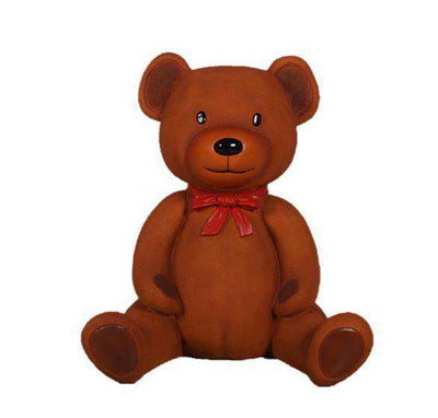 Bear Teddy 3 ft Over Sized Toy Prop Decor Resin Statue - LM Treasures Life Size Statues & Prop Rental