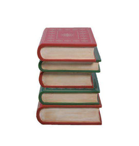 Book Seat Toy Prop Decor Resin Statue - LM Treasures