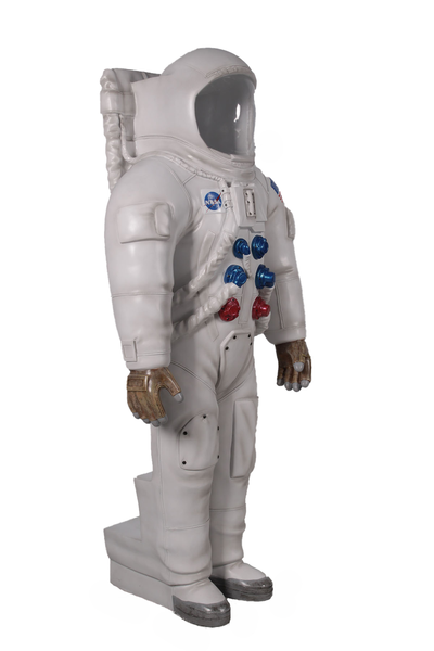 Astronaut Photo Op Life Size Statue - LM Treasures