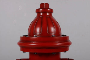 Fire Hydrant 3ft Statue Life Size Resin Prop Decor - LM Treasures
