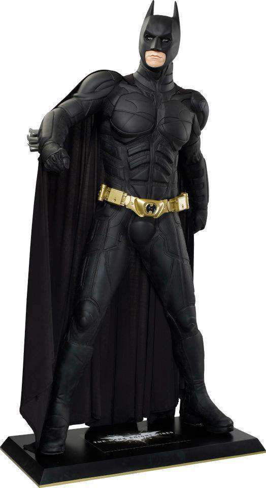 Batman Life Size Statue From The Dark Knight Rises - LM Treasures
