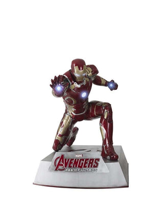 Iron Man Kneeling (MK43) Life Size Statue from Avengers: Age Of Ultron- LM Treasures
