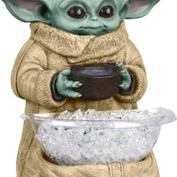 The Child Mini Candy Bowl Holder - The Mandalorian - LM Treasures Life Size Statues & Prop Rental