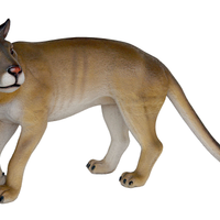 Cougar Life Size Statue - LM Treasures