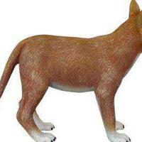 Dog Wild Coyote Puppy Animal Prop Life Size Deecor  Resin Statue - LM Treasures Life Size Statues & Prop Rental