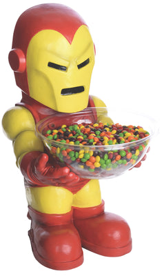 Candy Bowl Holder Marvel Iron Man Half Foam Licensed Statue - LM Treasures Life Size Statues & Prop Rental