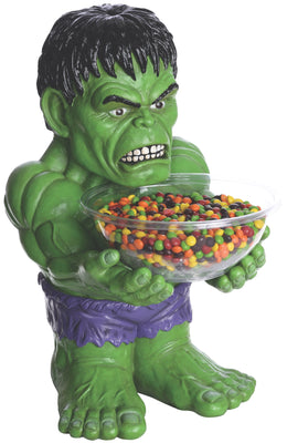 Candy Bowl Holder Marvel Hulk Half Foam Licensed Statue - LM Treasures Life Size Statues & Prop Rental