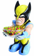 Candy Bowl Holder Marvel Wolverine X Men  Half Foam Licensed Statue- LM Treasures