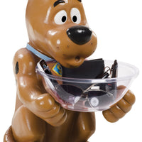 Candy Bowl Holder Warner Brothers Scooby-Doo Half Foam Licensed Statue - LM Treasures Life Size Statues & Prop Rental