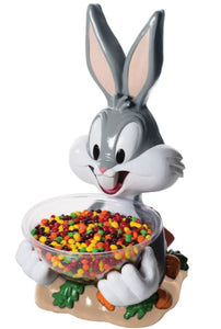 Candy Bowl Holder Warner Brothers Bugs Bunny Half Foam Licensed Statue - LM Treasures Life Size Statues & Prop Rental