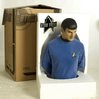 Star Trek Mr. Spock Life Size Statue Rare #1 - LM Treasures Life Size Statues & Prop Rental