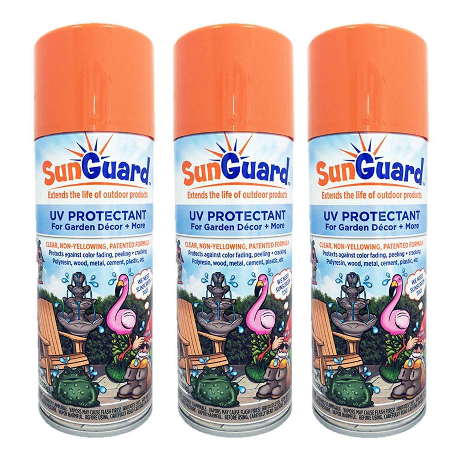 SunGuard UV Protectant for Outdoor Decor/Furniture