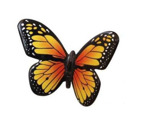 Small Butterfly Over Sized Statue - LM Treasures Life Size Statues & Prop Rental