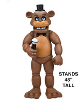 Five Nights at Freddy Life Size Foam Statue - LM Treasures