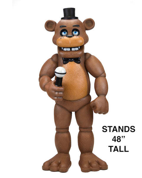 Five Nights at Freddy Life Size Foam Statue - LM Treasures Life Size Statues & Prop Rental