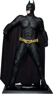 Batman Life Size Statue From The Dark Knight Rises - LM Treasures Life Size Statues & Prop Rental