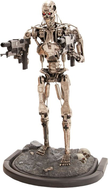 Terminator T-800 Endoskeleton Life Size Statue - LM Treasures Life Size Statues & Prop Rental