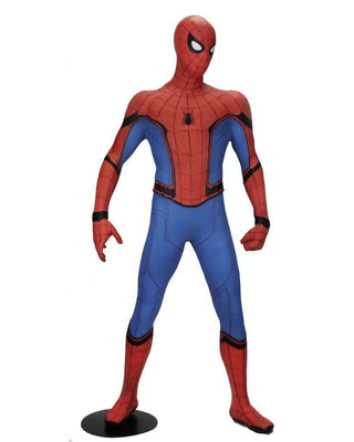 Spider Man Standing Life Size Statue- LM Treasures