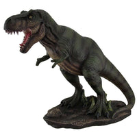 T-Rex Dinosaur Table Top Statue - LM Treasures Life Size Statues & Prop Rental