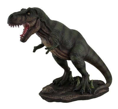 Dinosaur T-Rex Baby Table Top Prehistoric Prop Resin Statue - LM Treasures Life Size Statues & Prop Rental