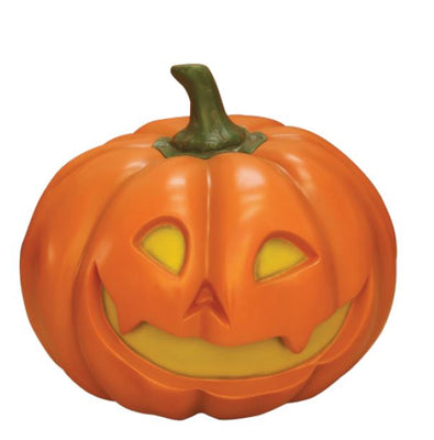 Pumpkin 1 Light - LM Treasures Life Size Statues & Prop Rental