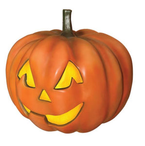 Pumpkin 2 Light - LM Treasures Life Size Statues & Prop Rental