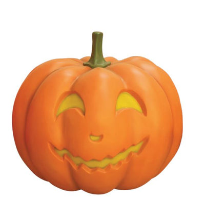 Pumpkin 3 Light - LM Treasures Life Size Statues & Prop Rental