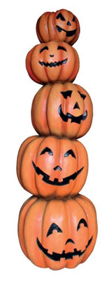 Pumpkin tower 5 - LM Treasures Life Size Statues & Prop Rental