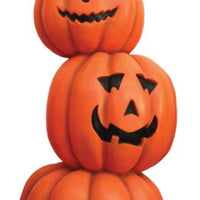 Pumpkin tower 4 - LM Treasures Life Size Statues & Prop Rental